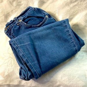 Denim & Co. classic 5 pocket jeans